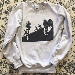 Stranger Things crewneck
